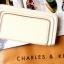 กระเป๋าสตางค์ใบยาว ซิปรอป หนังเรียบ Charles & Keith รุ่นขายดี โดยเด่นด้วยดีไซน์ ด้านหน้า มีช่องซิป สุดเก๋ ใส่บัตรมากกว่า 12 ใบค่ะ รุ่นนี้ Don't miss เลยคร้า thumbnail 8