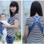 เป้อุ้มเด็ก Sanle Baby-Toddler Carrier ขนาดเล็ก สำหรับเด็กวัย 3-12 เดือน thumbnail 6