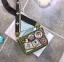 กระเป๋าสะพาย สีเขียว JTXS bag made in Hong Kong 2017...งานแท้นะคะ thumbnail 2