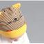 เซตหมวก+ผ้าซับน้ำลาย / ลาย Cat Baby (มี 5 สี) thumbnail 13