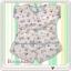 ชุดเสื้อผูกหลังเด็กแรกเกิด (แพ็ค 6 ชุด) thumbnail 2