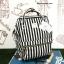 กระเป๋า Anello Casual Fabric Square Shaped Rucksack อีกรุ่นฮิตที่ขายดีสุดๆในญี่ปุ่น thumbnail 1