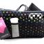 กระเป๋าจัดระเบียบ ลายใหม่ คุณภาพดียิ่งขึ้น จัดระเบียบกระเป๋าถือ หิ้วพกพาได้ มี 6 สี 6 ลาย ให้เลือก Bag in Bag -Organizer Bag thumbnail 20