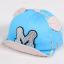 หมวกแก๊ป หมวกเด็กแบบมีปีกด้านหน้า ลาย M (มี 5 สี) thumbnail 13