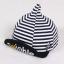 หมวกแก๊ป หมวกเด็กแบบมีปีกด้านหน้า ลายขวาง Twinkle (มี 5 สี) thumbnail 11