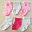SK092••ถุงเท้าเด็ก•• ถุงเท้าแรกเกิด (6คู่/แพค) thumbnail 2