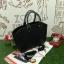 กระเป๋า CHARLES & KEITH LARGE CITY BAG 2016 (SIZE L) สีดำ ราคา 1,590 บาท ฟรี ems thumbnail 5