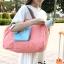 กระเป๋าช้อปปิ้งพับเก็บได้ ผ้าหนา สีสันสดใส ผลิตจากโพลีเอสเตอร์กันน้ำ คุ้มค่า (Street Shopper Bag) thumbnail 29