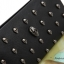 กระเป๋าเงินใบยาวซิปรอบ แฟชั่นดัง Alexander McQueen Skull Wallet สาว fashionista ห้ามพลาดเลยจ๊ะ ราคา 890 ส่งฟรี ems thumbnail 6