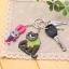 เซตพวงกุญแจซูโทเปีย SET Zootopia judy hopps & nick wild thumbnail 3