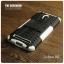 เคส Zenfone GO (ZC500TG) กรอบบั๊มเปอร์ กันกระแทก Defender สีขาว (เป็นขาตั้งได้) thumbnail 2