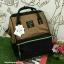 กระเป๋าเป้ Anello Polyester Canvas Rucksack Classic วัสดุผ้าแคนวาส รุ่นคลาสสิคพิเศษมีซิปด้านหลัง thumbnail 10