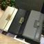 NEW Arrival! CHARLES & KEITH TURN-LOCK WALLET กระเป๋าสตางค์ใบยาวคอลเลคชั่นใหม่ล่าสุด วัสดุหนังเรียบตัดหนังคาเวียร์ดีไซน์สวยหรู เปิดปิดด้วยตัวล๊อคปั้มโลโก้สวยหรู เปิดใช้งานได้2ด้าน ภายในมีช่องซิปเเละช่องใส่บัตรหลายช่อง ใส่ธนบัตร เหรียญ มือถือ iphone ได้ ด้ thumbnail 1