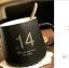 แก้วคู่ 1314 ขาวดำ สุดฮิตในเกาหลี <พร้อมส่ง> thumbnail 4
