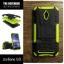 เคส Zenfone GO (ZC500TG) กรอบบั๊มเปอร์ กันกระแทก Defender สีเขียวอ่อน (เป็นขาตั้งได้) thumbnail 1