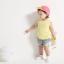 หมวกแก๊ป หมวกเด็กแบบมีปีกด้านหน้า ลาย HAPPY PRINCE (มี 2 สี) thumbnail 3