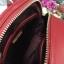 LYN EVITA BACKPACK 2017 รุ่นใหม่ชนช้อป กระเป๋าเป้ขนาดกะทัดรัด สีแดง ราคา 1,490 บาท Free Ems thumbnail 3