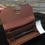 กระเป๋าเงิน ใบยาว Charles & Keith Long Wallet 2017 สีน้ำตาล ราคา 1,090 บาท Free Ems thumbnail 6