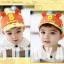 HT364••หมวกเด็ก•• / หมวกแก็ป Bubble (ปีกสีเหลือง) thumbnail 4