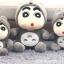 ตุ๊กตาชินจังสวมชุดTOTORO โตโตโร่ thumbnail 10