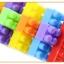 ของเล่นบล็อคตัวต่อเลโก้ชิ้นใหญ่สำหรับเด็กเล็กวัย 2-5 ปี แบบถังหิ้ว 180 ชิ้น thumbnail 7