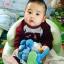 เก้าอี้หัดนั่งเด็ก แบบเป่าลม โซฟาส่วนตัวสำหรับวัยตั้งแต่ 3 เดือนขึ้นไป thumbnail 12