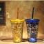 แก้วสองชั้นกากเพชร thumbnail 4