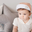 HT152••หมวกเด็ก•• / หมวกแก็ปแมวเหมียว (สีกะปิ) thumbnail 4