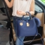 KEEP LALA BAG Classic สีใหม่ Royal Blue thumbnail 10