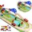 บล็อกไม้สร้างถนนและสวนหย่อม Rail Overpass Set 40 ชิ้น thumbnail 1