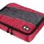 ชุดจัดกระเป๋าเดินทางคุณภาพดีมาก 3 ใบต่อชุด ใส่เสื้อ, กางเกง, กระโปรง, ผ้าขนหนู (Ecosusi 3 Set Packing Cubes - Travel Organizers) thumbnail 42