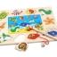 ของเล่นไม้ ชุดตกปลา จิ๊กซอ Magnetic fishing puzzle board thumbnail 5