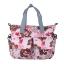 Ecosusi กระเป๋าสัมภาระสำหรับคุณแม่ กระเป๋าใส่ผ้าอ้อม ช่วยคุณแม่จัดระเบียบของให้ลูกน้อย กันน้ำ ช่องเยอะ (ECOSUSI Large Diaper Tote Baby Mummy Bag) thumbnail 29