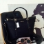 กระเป๋า MANGO Black Nylon Shopping Bag 2016 thumbnail 10