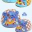 หมวกแก็ปเด็กเล็กมีหู ลายกระต่ายขับรถ สำหรับเด็ก 9 - 36 เดือน thumbnail 7