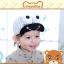 หมวกแก๊ป หมวกเด็กแบบมีปีกด้านหน้า ลายกบเคโระ (มี 5 สี) thumbnail 7