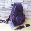 กระเป๋าเป้ Kipling Outlet HK สีม่วง กระเป๋าเป้ ขนาดเล็กขนาดกระทัดรัด thumbnail 3