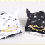 หมวกแก๊ป หมวกเด็กแบบมีปีกด้านหน้า ลาย Little Monster (มี 5 สี) thumbnail 5