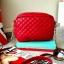 กระเป๋า Mango สะพายข้าง สุดเก๋ ดีไซน์สวย สีแดงสด ทรงครัชท์ จาก MANGO แท้ พร้อมส่ง Shoulder Bag Clucth thumbnail 5