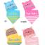 เซตหมวก+ผ้าซับน้ำลาย / ลาย Cat Baby (มี 5 สี) thumbnail 18