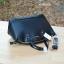 กระเป๋า MANGO SAFFIANO-EFFECT TOTE BAG สีดำ ราคา 1,090 บาท Free Ems thumbnail 4