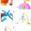 ชุดโมบายของเล่น ใส่ถ่านหมุนอัตโนมัติ พร้อมอุปกรณ์ติดเปลเด็ก thumbnail 5