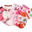 ถุงเท้าเด็กเล็ก หญิง 1-3 ปี มีกันลื่น พิมพ์ลายการ์ตูน แบรนด์ญี่ปุ่น thumbnail 2
