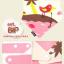 AP131••เซตหมวก+ผ้ากันเปื้อน•• / [สีเหลือง+ฟ้า] ปลา thumbnail 8