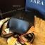 กระเป่า ZARA Detail Backpack กระเป๋าเป้รุ่นแนะนำวัสดุหนังเรียบสีดำอยู่ทรงสวยคุณภาพดี ดีไซน์เรียบหรูใช้ได้เรื่อยๆ thumbnail 11