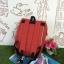 กระเป๋าเป้ Anello flap rucksack polyester canvas แบรนด์ดังรุ่นใหม่มาอีกแล้วว วัสดุผ้าแคนวาสเนื้อดี ยังคงเอกลักษณ์ความกว้างของปากกระเป๋าเพื่อการใช้งานที่ง่ายและสะดวก รุ่นนี้มีช่องเก็บสัมภาระมากมาย ทั้งภายในและภายนอก ด้านข้างใส่ขวดน้ำได้ ด้านหลังยังคงเป็นช่ thumbnail 11