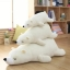 ตุ๊กตาหมี Polar Bear ตุ๊กตาหมีขั้วโลกนุ่มนิ่ม thumbnail 1