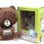 ตุ๊กตาหมี line เลียนเสียงพูด thumbnail 3