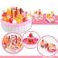 ชุดของเล่นตกแต่งเค้กผลไม้ พร้อมอุปกรณ์ 73 ชิ้น - Luxury Fruit Cake thumbnail 8