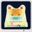 หมวกเด็กแรกเกิด พิมพ์ลายการ์ตูนน่ารัก (ขายแพ็ค 6 ใบ) thumbnail 5